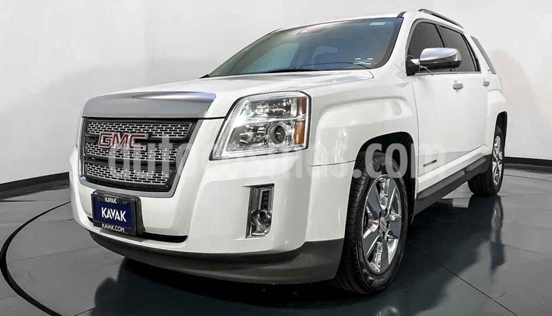 GMC Terrain SLT V6 3.0L usado (2014) color Blanco precio $244,999
