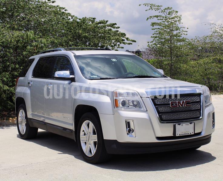 GMC Terrain SLT V6 3.0L usado (2013) color Plata precio $215,000