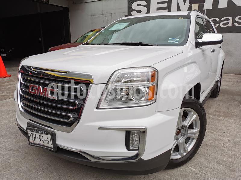 GMC Terrain V6 3.0L usado (2017) color Blanco precio $350,000