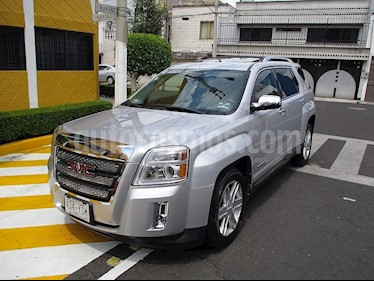 Foto venta Auto usado GMC Terrain SLT V6 3.0L (2012) color Plata precio $199,900