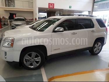 Foto venta Auto usado GMC Terrain SLT V6 3.0L (2014) color Blanco precio $240,000