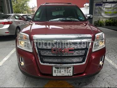 Foto venta Auto usado GMC Terrain V6 3.0L (2012) color Rojo Merlot precio $222,000