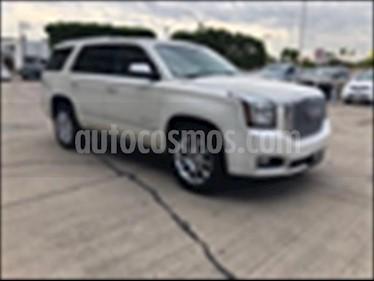 Foto venta Auto Seminuevo GMC Yukon Denali V8/6.2 Aut (2015) color Blanco precio $625,000