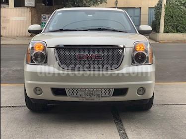 Foto venta Auto usado GMC Yukon Denali (2012) color Blanco precio $490,000