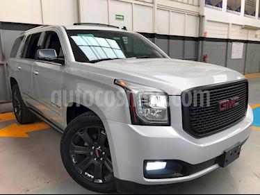 Foto venta Auto usado GMC Yukon Denali (2015) color Plata Metalico precio $650,000