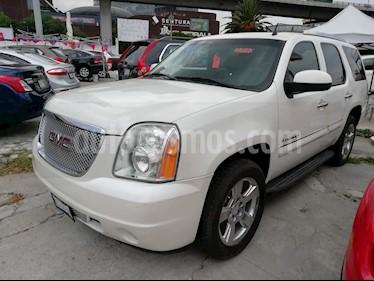 Foto venta Auto usado GMC Yukon Denali (2007) color Blanco precio $179,000