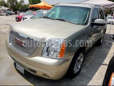 Foto venta Auto usado GMC Yukon Denali (2008) color Dorado precio $168,000