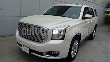 Foto venta Auto usado GMC Yukon Denali (2015) color Blanco precio $699,000