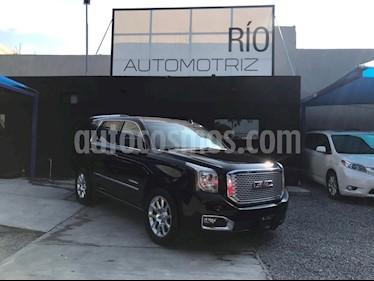 Foto venta Auto usado GMC Yukon Denali (2015) color Negro precio $595,000