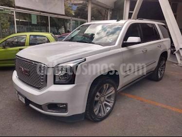 GMC Yukon 5p Denali V8/6.2 Aut Q/C usado (2017) color Blanco precio $729,000