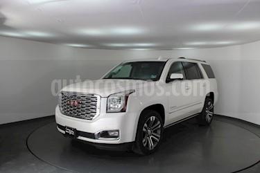 GMC Yukon Denali usado (2019) color Blanco precio $878,500