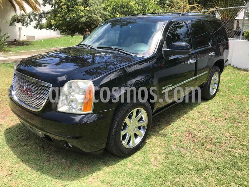 GMC Yukon Denali AWD usado (2010) color Negro precio $179,800