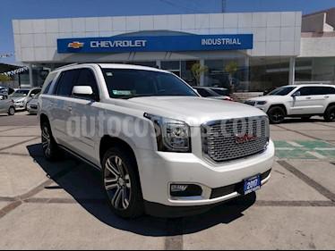 GMC Yukon Denali 10 Vel AWD usado (2017) color Blanco Platinado precio $789,000
