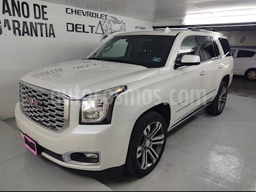 GMC Yukon Denali AWD usado (2019) color Blanco Diamante precio $930,000