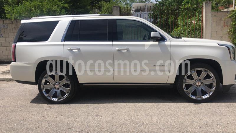 GMC Yukon Denali 8 Vel AWD usado (2015) color Blanco Diamante precio $525,000