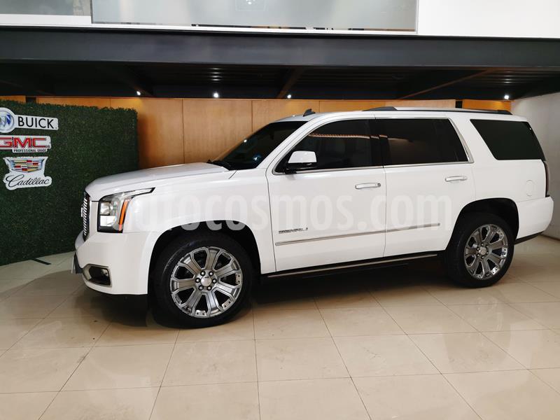 GMC Yukon Denali AWD usado (2016) color Blanco precio $589,000