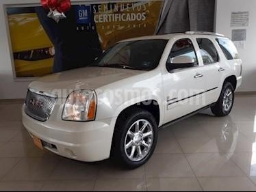 GMC Yukon 5P DENALI V8/6.2 AUT Q/C usado (2013) color Blanco precio $293,900