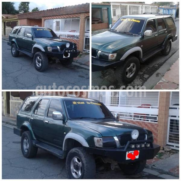 Great Wall CUV Hover 2.4L 4x4 usado (2008) color Verde Lima precio u$s2.300