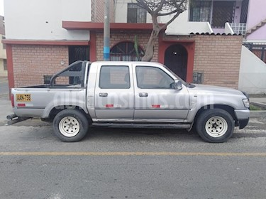 Great Wall Deer 2.8L 4x2 Doble Cabina usado (2008) color Plata precio u$s4,500