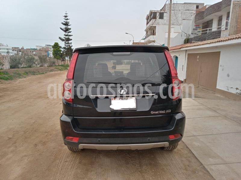 Great Wall H3 2.0L City 4x2 usado (2019) color Negro precio u$s12,000