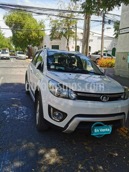 Great Wall M4 1.5 EN usado (2017) color Blanco precio $6.350.000