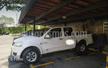 Great Wall Wingle 5 2.0L Chasis 4x4 usado (2013) color Blanco Titanio precio $35.000.000