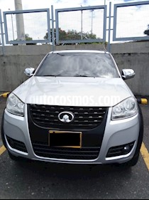 Great Wall Wingle 5 4x4 DC 2.5 Diesel  usado (2012) color Gris precio $35.000.000