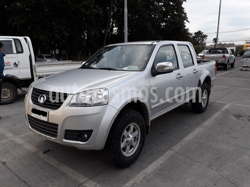 Great Wall Wingle5 2.0 LUX CD 4x2 Diesel  usado (2015) color Plata precio $7.100.000