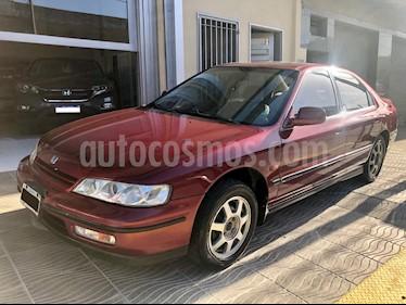 Foto venta Auto usado Honda Accord 2.2 EX (1994) color Bordo precio $120.000