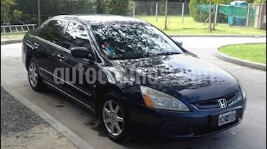 Honda Accord 2.4 EXL Aut usado (2008) color Gris precio $179.000
