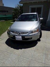 Honda Accord 2.4 EXL Aut usado (2006) color Gris Plata  precio $269.000
