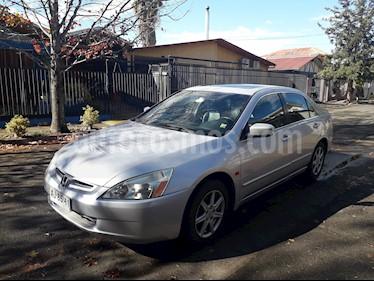 Honda Accord 2.4L EXL Aut usado (2004) color Plata Lunar precio $2.750.000