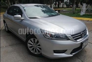 Foto venta Auto usado Honda Accord 4p EXL Sedan L4/2.4 Aut (2014) color Plata precio $235,000