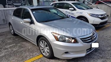 Foto Honda Accord 4p LX Sedan L4/2.4 Aut usado (2011) color Plata precio $159,000
