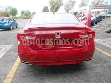 Foto venta Auto usado Honda Accord 4p Sport Sedan L4/1.5/T Aut (2018) color Rojo precio $473,000