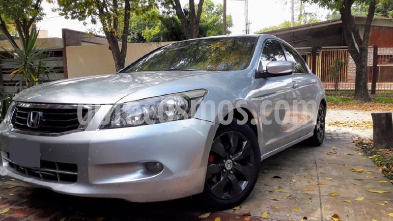 foto Honda Accord 2.4 EXL Aut usado (2009) color Plata Alabastro precio $790.000
