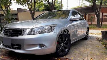 Honda Accord 2.4 EXL Aut usado (2009) color Plata Metalizado precio $450.000