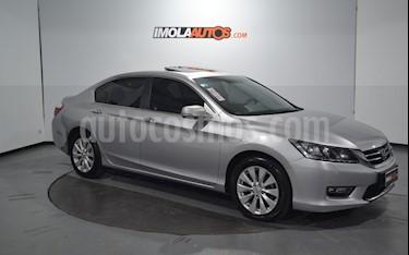 foto Honda Accord 2.4 EXL Aut usado (2013) color Plata Metálico precio $820.000