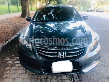 Honda Accord 2.4 EXL Aut usado (2012) color Gris precio u$s8.500
