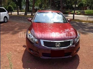 Honda Accord 2.4L Aut usado (2010) color Rojo precio $25.000.000