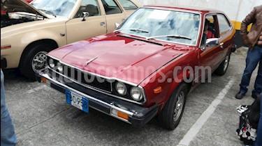Honda Accord EXL usado (1978) color Rojo precio $85.000.000