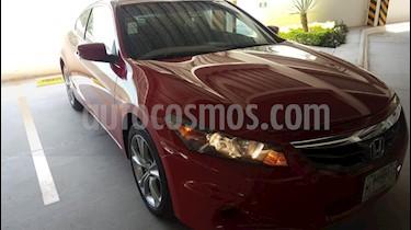 Foto venta Auto usado Honda Accord Coupe 3.0L V6 Aut (2012) color Rojo precio $160,000