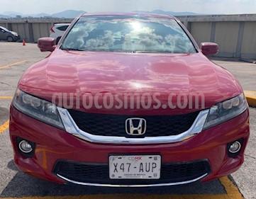 Foto venta Auto usado Honda Accord Coupe 3.0L V6 Aut (2014) color Rojo precio $205,000