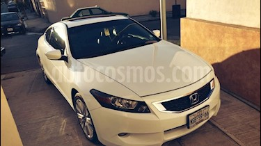 Honda Accord Coupe EX 3.5L usado (2008) color Blanco precio $140,000