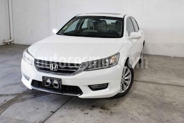 Foto venta Auto usado Honda Accord Coupe EX 3.5L (2013) color Blanco precio $189,000