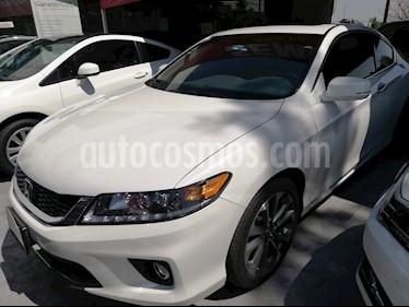 Foto venta Auto usado Honda Accord Coupe (2013) color Blanco precio $235,000