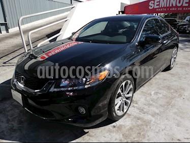 Foto venta Auto usado Honda Accord Coupe (2013) color Negro Cristal precio $225,000