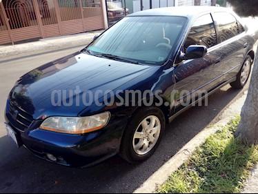 Foto venta Auto usado Honda Accord EX 2.3L (2002) color Azul precio $56,500