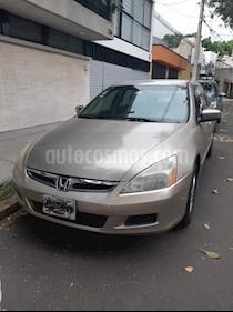 foto Honda Accord EX 2.3L usado (2006) color Bronce precio $80,000