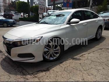 Foto venta Auto usado Honda Accord EX 2.4L (2018) color Blanco precio $412,988